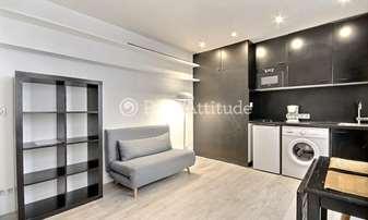 Rent Apartment Studio 18m² rue Durantin, 18 Paris