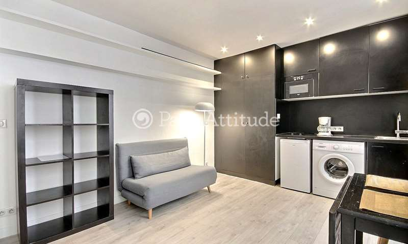 Rent Apartment Studio 18m² rue Durantin, 75018 Paris
