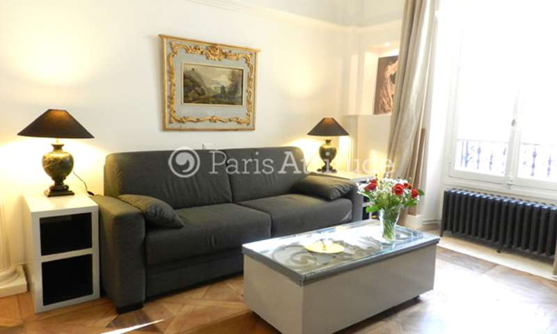 Rent Apartment Studio 28m² rue Volney, 2 Paris