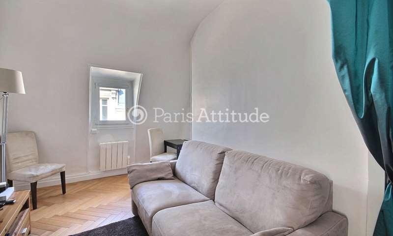 Rent Apartment 1 Bedroom 34m² rue Favart, 75002 Paris