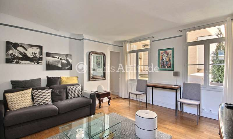 Rent Apartment 1 Bedroom 41m² rue des Coutures Saint Gervais, 3 Paris