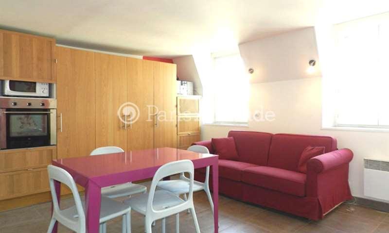 Location Appartement 1 Chambre 34m² rue Chabanais, 75002 Paris