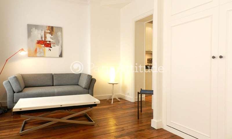 Rent Apartment Studio 24m² rue Allent, 7 Paris