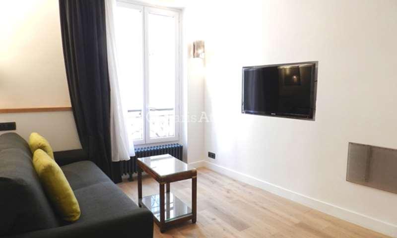 Rent Apartment 1 Bedroom 30m² rue du Moulin de la Vierge, 75014 Paris