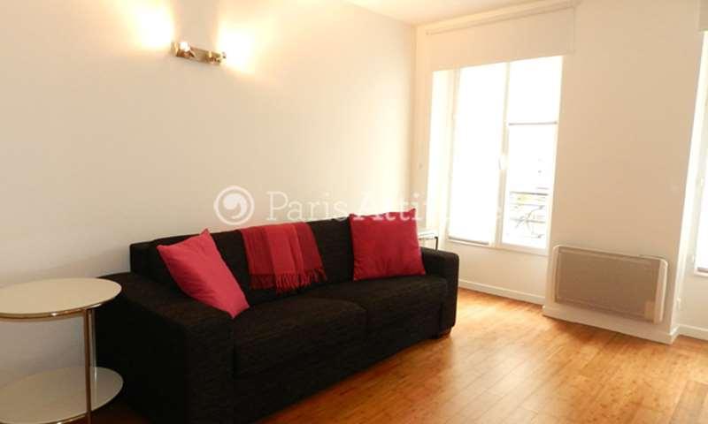Rent Apartment Studio 24m² rue de Lancry, 10 Paris