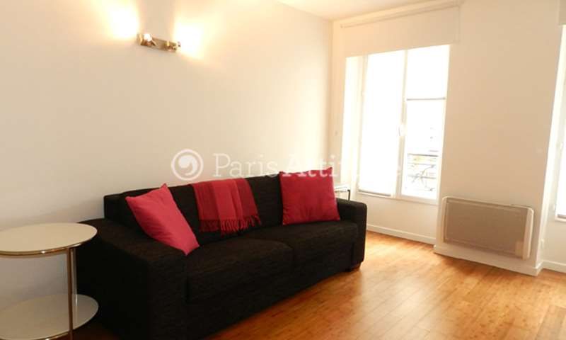 Rent Apartment Studio 24m² rue de Lancry, 75010 Paris