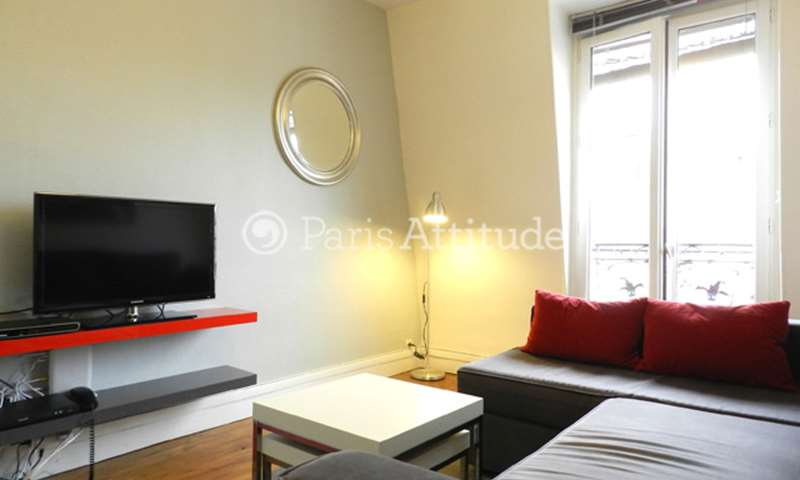 Rent Apartment 1 Bedroom 34m² rue Baron, 17 Paris