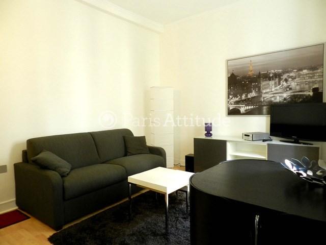 Rent Apartment Studio 18m² rue Robert Planquette, 75018 Paris