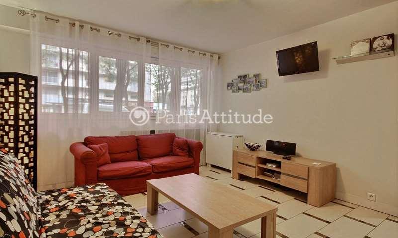 Location Appartement 1 Chambre 39m² rue de Vouille, 15 Paris