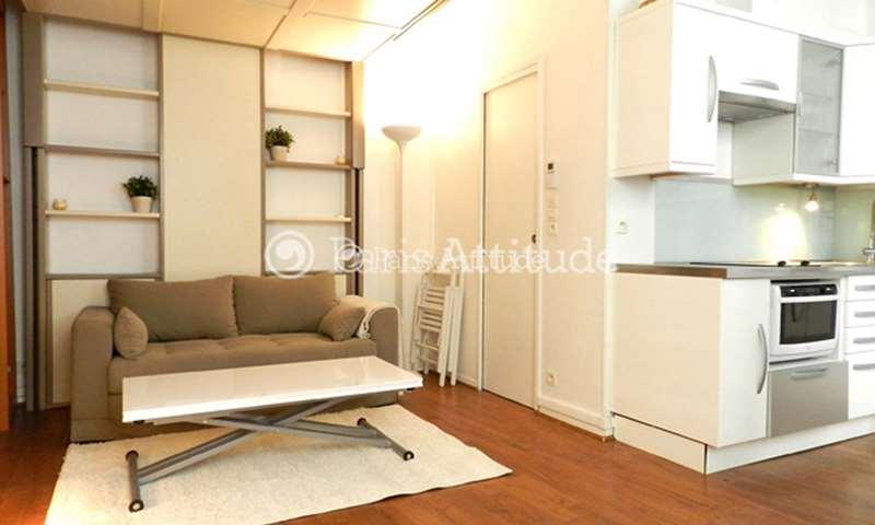 Rent Apartment Studio 24m² rue d Aboukir, 2 Paris