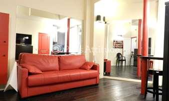 Rent Apartment Studio 24m² rue de Seine, 6 Paris