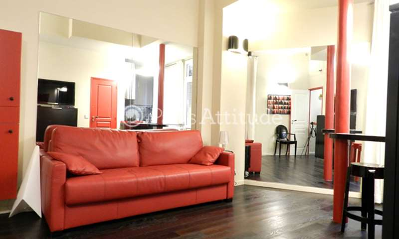 Rent Apartment Studio 24m² rue de Seine, 75006 Paris
