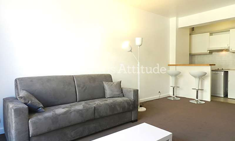 Rent Apartment Studio 30m² avenue Paul Doumer, 16 Paris