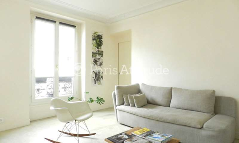 Rent Apartment 1 Bedroom 40m² rue Alibert, 75010 Paris