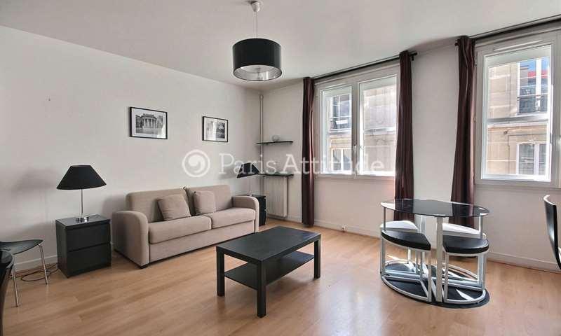 Rent Apartment Studio 36m² rue de Venise, 4 Paris