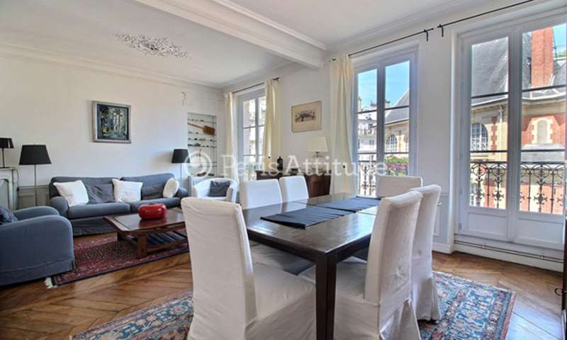 Rent Apartment 2 Bedroom 78m² rue Claude Bernard, 75005 Paris