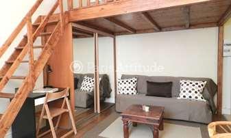 Rent Apartment Studio 27m² rue du Sergent Hoff, 17 Paris