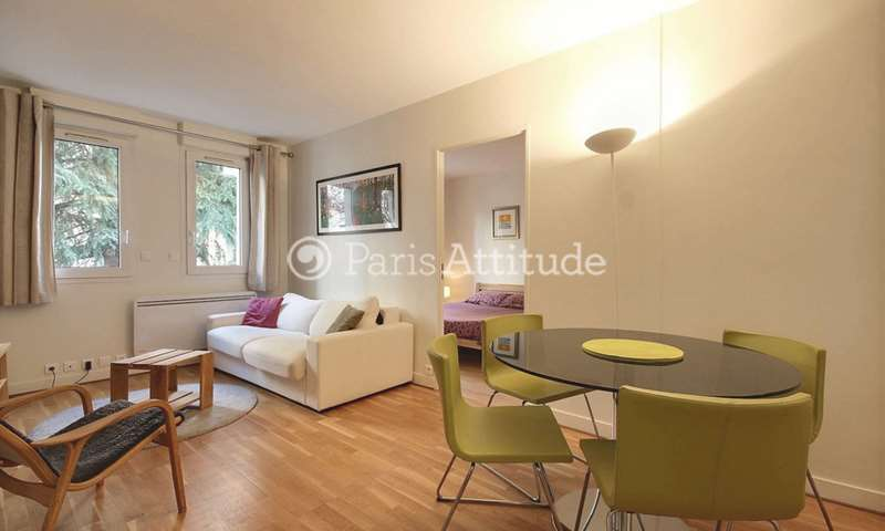Rent Apartment 1 Bedroom 46m² rue de Tocqueville, 17 Paris