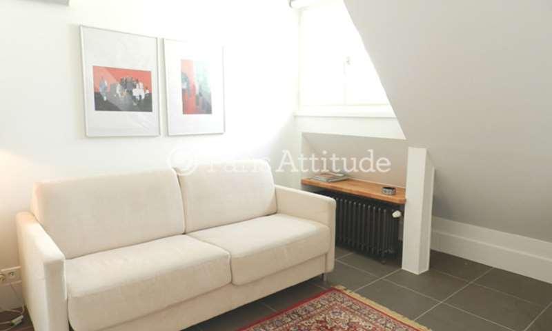 Rent Apartment Studio 20m² rue La Fontaine, 16 Paris