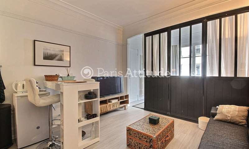 Rent Apartment 1 Bedroom 33m² rue Lulli, 2 Paris