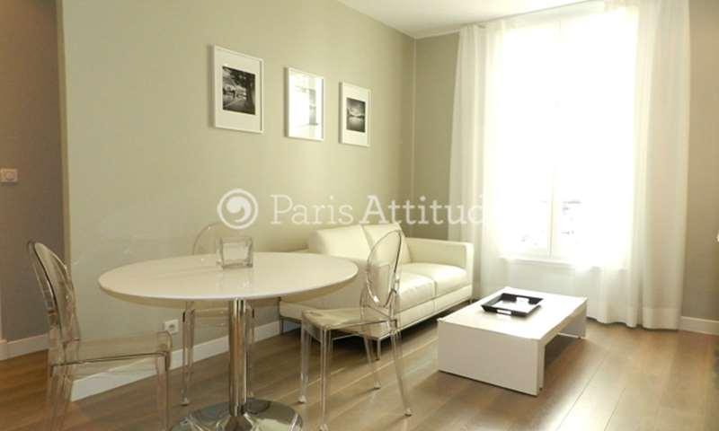 Rent Apartment 1 Bedroom 35m² rue Lamartine, 9 Paris
