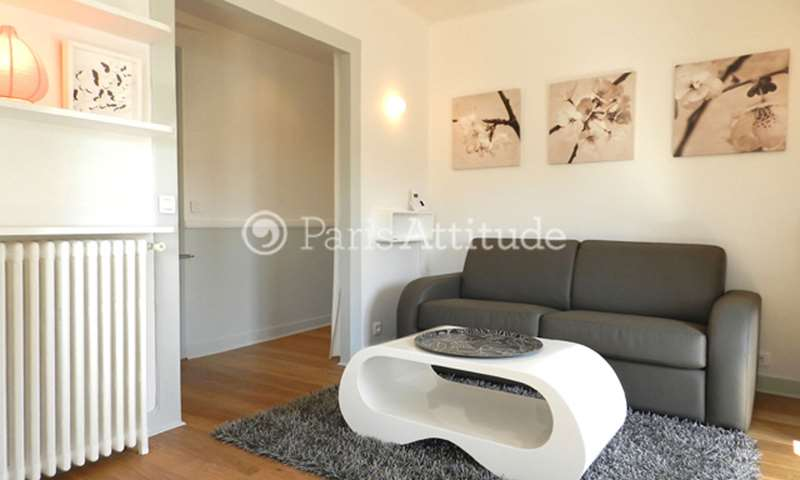 Rent Apartment 1 Bedroom 46m² rue Fantin Latour, 75016 Paris