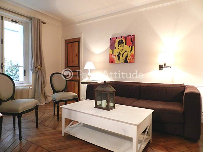 Paris Apartment 2 Bedroom 59m Luxembourg