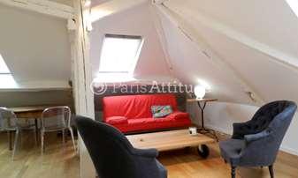 Location Appartement 1 Chambre 40m² rue Guisarde, 6 Paris