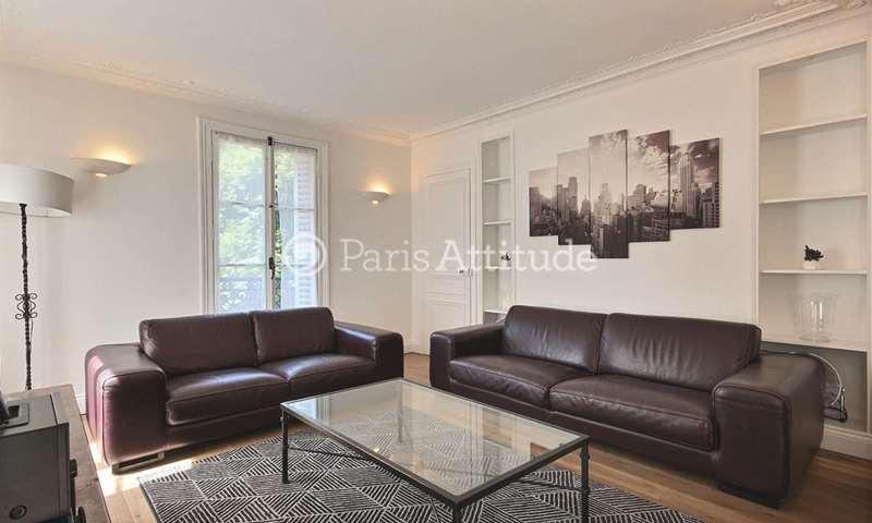 Rent Apartment 2 Bedrooms 63m² rue Chateaubriand, 8 Paris