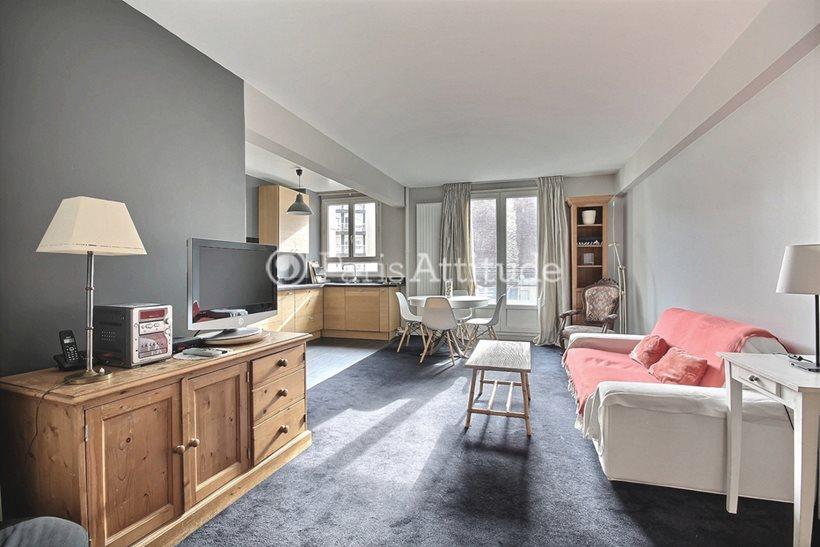 Aluguel Apartamento mobiliado 2 quartos 80m² avenue Felix Faure, 75015 Paris