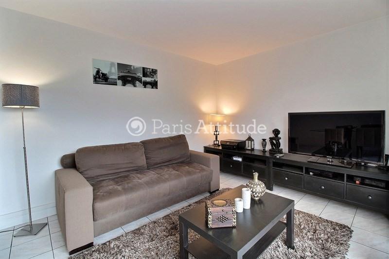 Location Appartement 1 Chambre 49m² avenue Jean Jaures, 75019 Paris