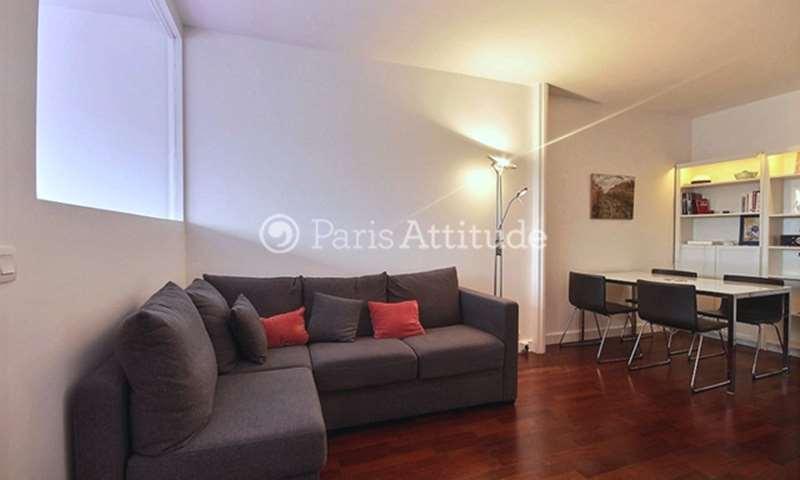 Location Appartement 1 Chambre 40m² rue des Bauches, 16 Paris