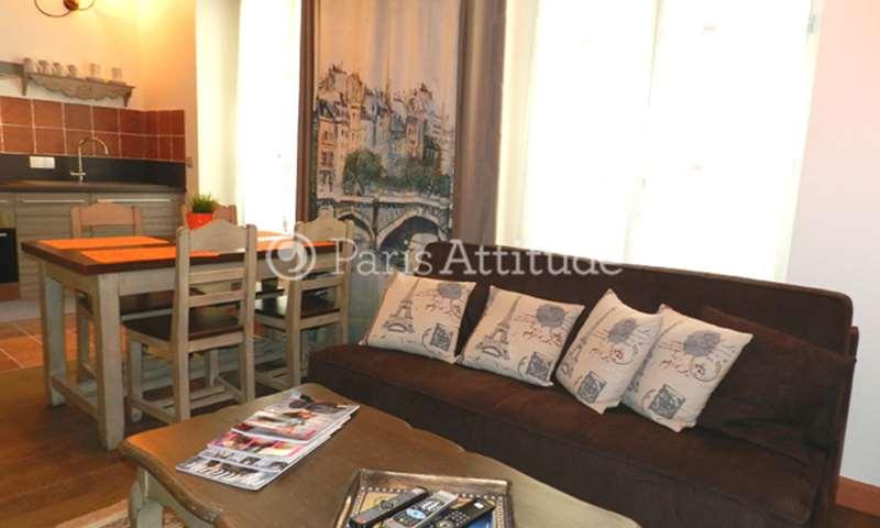 Location Appartement 1 Chambre 32m² rue de la Huchette, 5 Paris