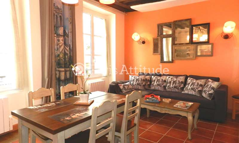 Rent Apartment 1 Bedroom 45m² rue de la Huchette, 75005 Paris