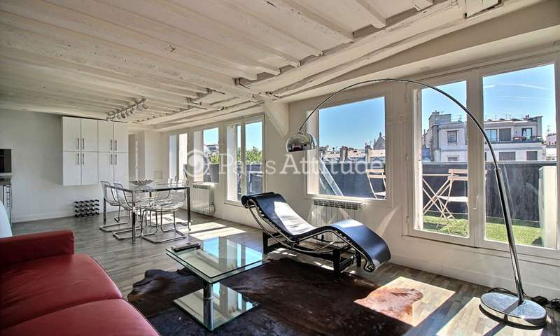 Rent Apartment 2 Bedrooms 75m² rue Tronchet, 8 Paris