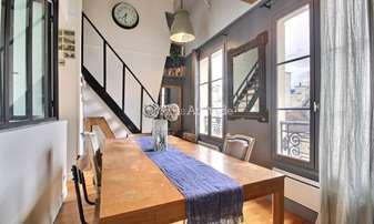 Rent Duplex 2 Bedrooms 37m² rue Saint Louis en l Île, 4 Paris