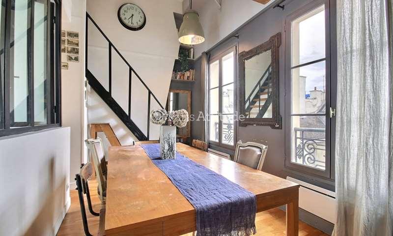 Location Duplex 2 Chambres 37m² rue Saint Louis en l Île, 4 Paris