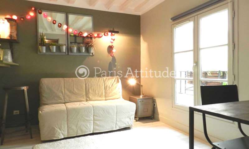 Rent Apartment Studio 15m² rue d Hauteville, 10 Paris
