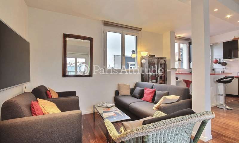 Rent Apartment 1 Bedroom 50m² rue Saint Georges, 9 Paris