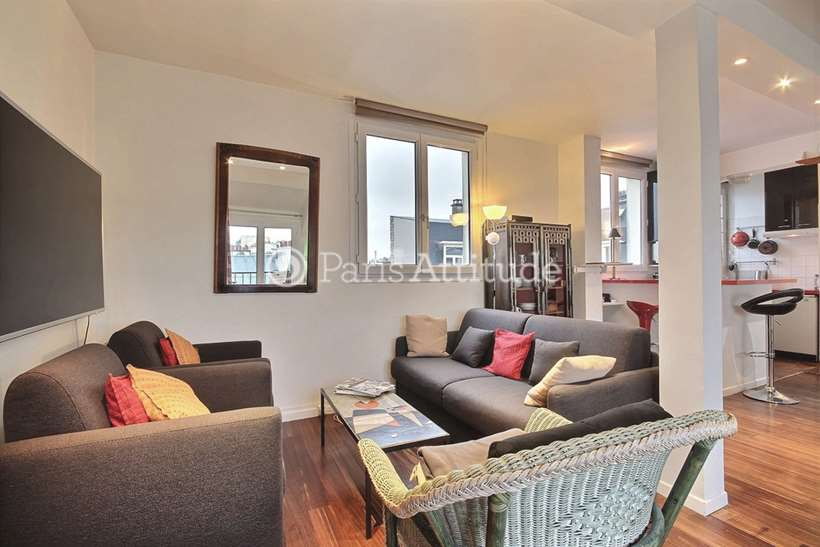 Rent furnished Apartment 1 Bedroom 50m² rue Saint Georges, 75009 Paris