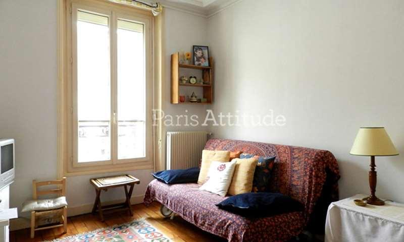 Location Appartement 1 Chambre 34m² rue Montcalm, 75018 Paris
