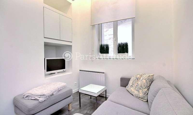 Aluguel Duplex 1 quarto 21m² rue du Temple, 75004 Paris