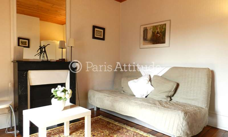 Rent Apartment Studio 27m² avenue de Flandre, 19 Paris