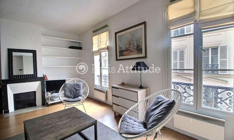 Location Appartement Studio 29m² rue Amelie, 7 Paris