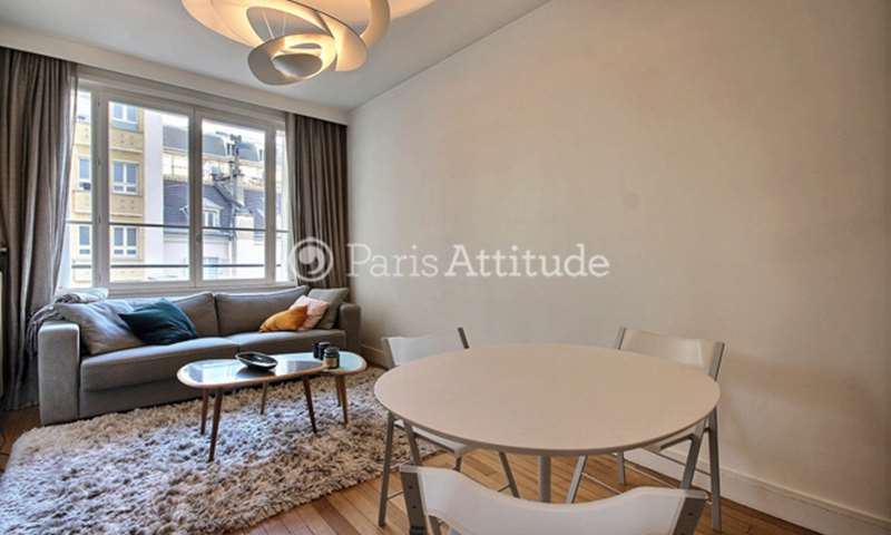 Rent Apartment 1 Bedroom 34m² rue de Vaugirard, 15 Paris