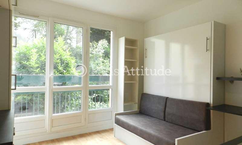 Location Appartement Studio 16m² rue du Capitaine Marchal, 20 Paris