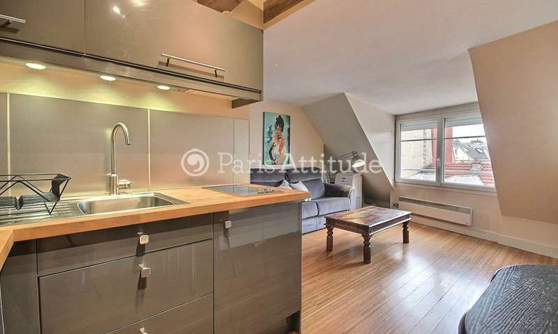 Rent Apartment Studio 25m² rue de l echiquier, 10 Paris