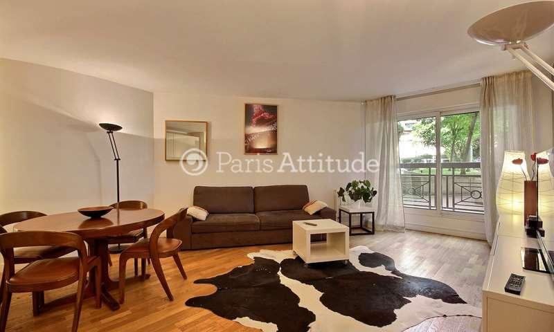 Rent Apartment 1 Bedroom 54m² rue Georgette Agutte, 18 Paris