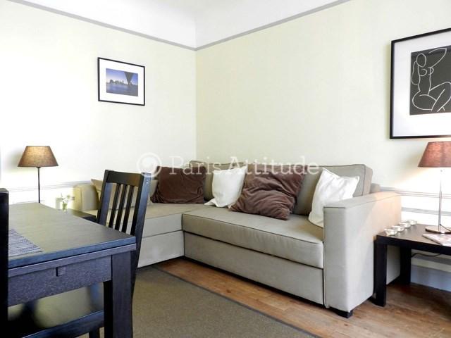 Rent Apartment 1 Bedroom 40m² Avenue du General Balfourier , 75016 Paris
