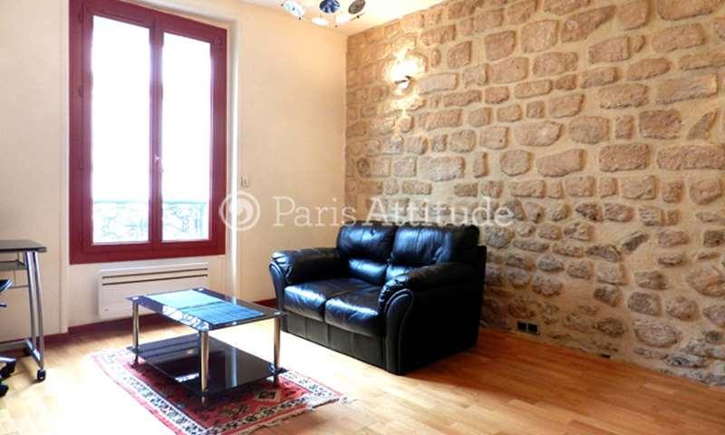 Aluguel Apartamento 1 quarto 35m² rue Sedaine, 11 Paris
